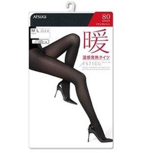 到手价$22.95xiji西集网精选ATSUGI 厚木 暖系列 光发热抗菌除臭天鹅绒连裤袜热卖