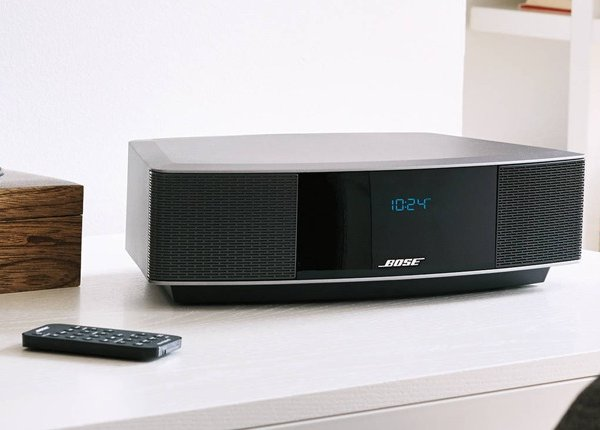 Bose Wave Music System IV - Platinum Silver $299 00 - Dealmoon