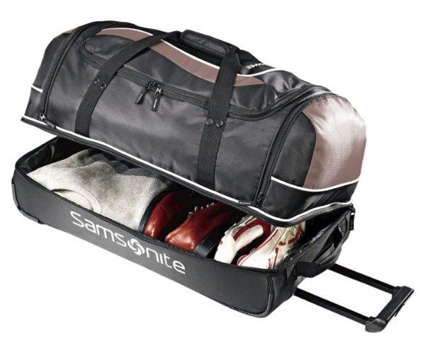 a936f1b33 Samsonite Luggage 22 Inch Andante Wheeled Duffel - Dealmoon