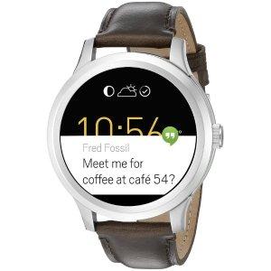 EUR 117.23(¥858.28/$124.67)5折史低邮全球!Fossil Q Founder 智能手表