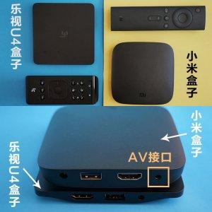 粉丝亲测乐视盒子U4 vs 小米3在美国真的看不了看中国电视节目吗?No No No