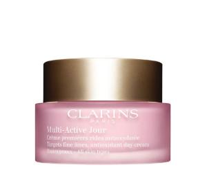 CLARINS Multi-Active' Day Cream