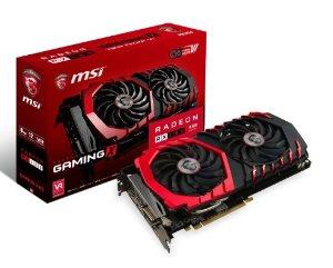 $229.99 MSI Radeon RX 480 GAMING X 8G