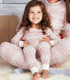 From $5Family Jammies Collection Pajamas @ Burt's Bees