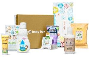 $7 Target Baby Box