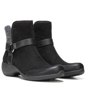 Naturalizer Jovial 黑色女靴
