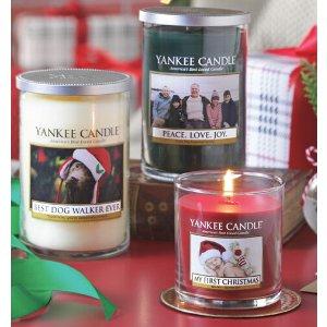 低至2.5折扣!Yankee Candle官网蜡烛、香薰等产品热卖半年大促