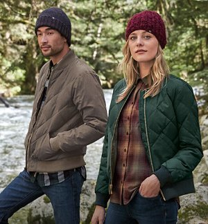 40% Off EVERYTHING including Sale Items + Free Shipping @ Eddie Bauer
