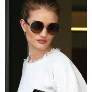 独家!7折+免邮SOLSTICE  Sunglasses 精选女式 Jimmy Choo 太阳镜热卖