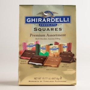 5折World Market 精选Ghirardelli巧克力情人节1日特卖