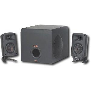 半价优惠,$74.50免税包邮Klipsch - ProMedia 2.1蓝牙音箱