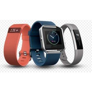 买一个第二个半价+立减$30Brookstone 精选Fitbit 智能手环、智能手表等热卖