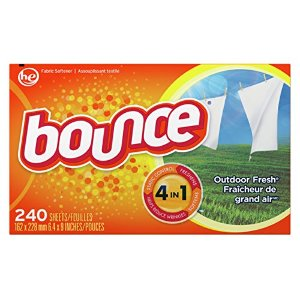 $5Bounce Outdoor Fresh Dryer Sheets and Fabric Softener, 240 Count