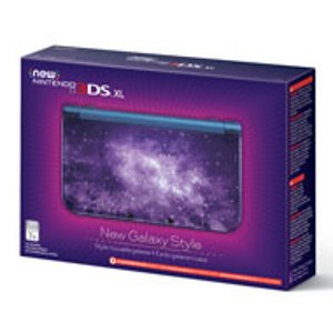 Nintendo New 3DS XL Galaxy Style