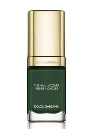 Dolce & Gabbana 指甲油 wild green