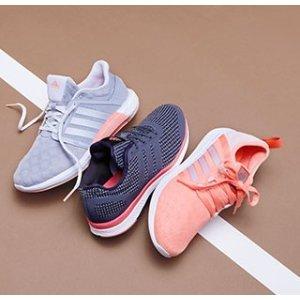 独家!低至2折+海量运动鞋Nordstrom Rack精选adidas男女运动休闲服饰热卖