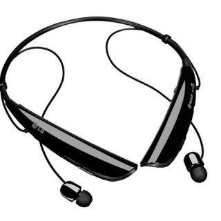 16.99LG Tone Pro HBS-750 Wireless Bluetooth Headset with aptX Sound