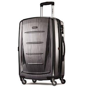 "28"" Hardside Spinner Luggage For $105Samsonite Winfield 2 Fashion & Omni PC Hardside Spinner Sale @ JS Trunk & Co"
