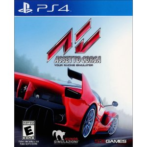 $9.99Assetto Corsa PS4 (Pre-Owned)
