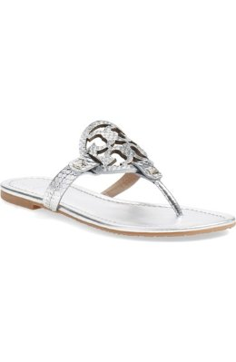 4c24fc916 33% off Tory Burch Miller Logo Sandal   Nordstrom - Dealmoon