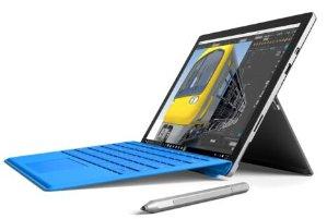 $599 Microsoft Surface Pro 4 12.3