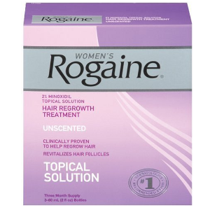 Rogaine for Women Hair Regrowth Treatment