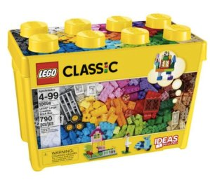 玩具买一件,第二件可享5折!相当于买乐高7.5折Barnes & Noble巴诺书店黑色星期五大促