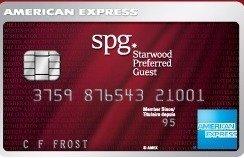 最后一天!开卡前三个月消费满$500送20000点喜达屋积分运通酒店联名卡