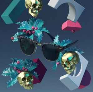 30% OffEverything and 50% Off Select Styles @ Ray-Ban