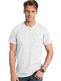 as low as $5.99National T-shirt Day Sale @ Hanes