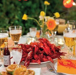 Mark Your Calendar Now!Swedish Crayfish Party @ IKEA
