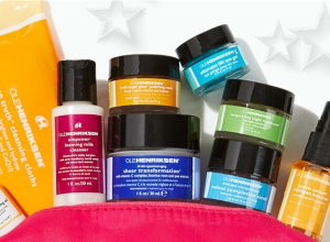 Free $100 Gift Bagwith Purchase over $50 @ OleHenriksen.com