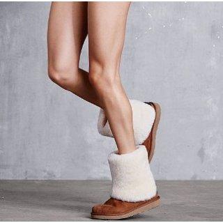$96.75(原价$199.95)UGG Patten 绒毛雪地靴热卖
