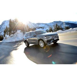 北美汽车每周谏适合冬天驾驶的2017最新款车型