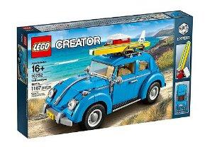 新品发布!七夕好礼!LEGO Creator 系列 蓝色大众甲壳虫