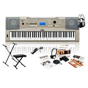 最高立减 $150Musicians Friend精选雅马哈&卡西欧电子琴优惠