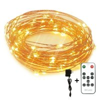 Led String Lights Dimmable Copper Wire Starry Light