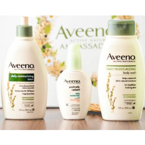 Buy One Get One 50% OffAveeno Products @ Drugstore