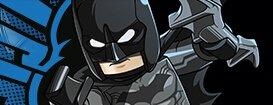 免费!LEGO DC 蝙蝠侠漫画书下载