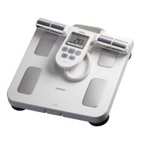Omron Body Composition Monitor with Scale & 5 Fitness Indicators