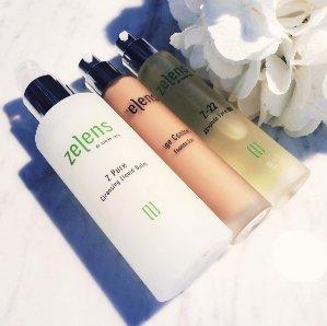 25% OffZelens Cosmetics @ lookfantastic.com (US & CA)