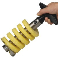 All Ware Stainless Steel Pineapple Easy Slicer and De-Corer 菠萝神器