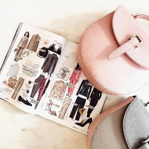 Up to 60% OffPink Bag @ Meli Melo