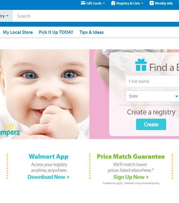 Walmart Baby Welcome Box Free! - Dealmoon