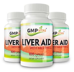 GMP VITAS SUPER LIVER AID BUNDLE 3pack