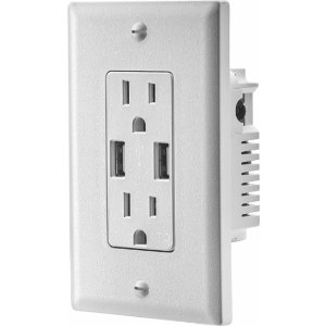$9.99Insignia 3.6A USB Charger Wall Outlet
