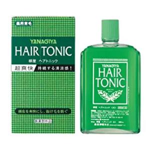 YANAGIYA | Scalp Care | Hair Tonic