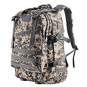 a61645e031c8 Gonex Military Tactical Backpack Waterproof Classical Assault Pack Backpack  Rucksack