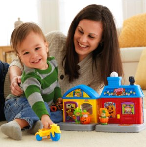 20% Offwith Select Little People orders of $25 @ Fisher Price