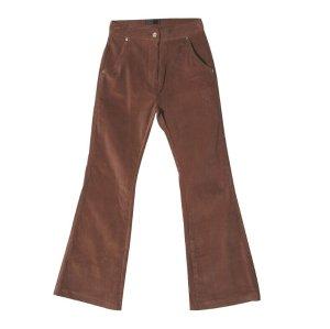 微喇叭阔腿裤